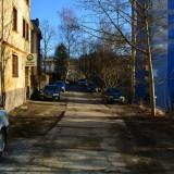 Parkování před klinikou