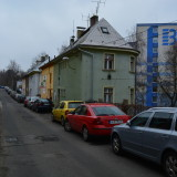 Ulice Oblačná